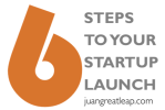 6 steps to your startup launch