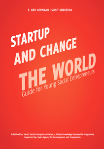 Startup and Change the World