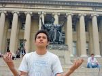 In the summer of 2010, I took a visit to Columbia University during a family trip to NYC after college graduation