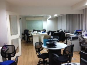 marketing/sales/hr working area