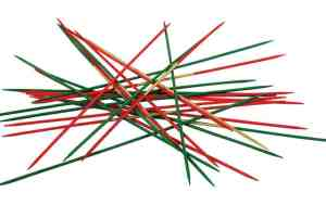 Pick-up-Sticks