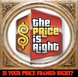 price frame